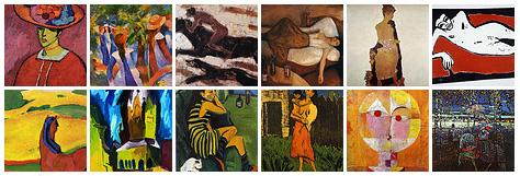 Ekspresyonizm (Dışavurumculuk) yirminci yüzyılın başlarında ortaya çıkmış bir sanat akımı.