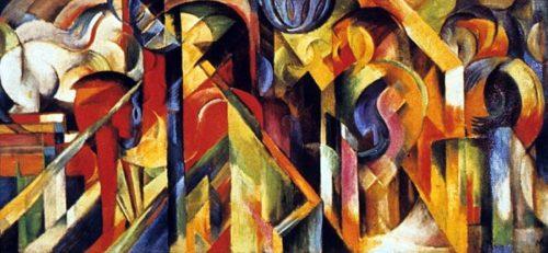 Ekspresyonizm yani türkçesi ile dışavurumculuk,  doğanın olduğu gibi temsili yerine duyguların ve iç dünyanın ön plana çıkarıldığı 20. yüzyıl sanat akımıdır
