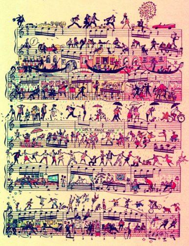 Piyano eserleri; etüdler, sonatinler, sonatlar, konçertino ve konçertolardır.