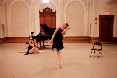 Klasik Bale ve Modern Dans bölümleri Sınav Hazırlama Kursları -
