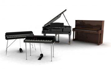 Nasıl Bir Piyano Almalı Akustik Mi Dijital Mi Kuyruklu Duvar Stand Dik Piyanolar Elektro Piyano Büyük Ana Konser Piyanosu Music Piano