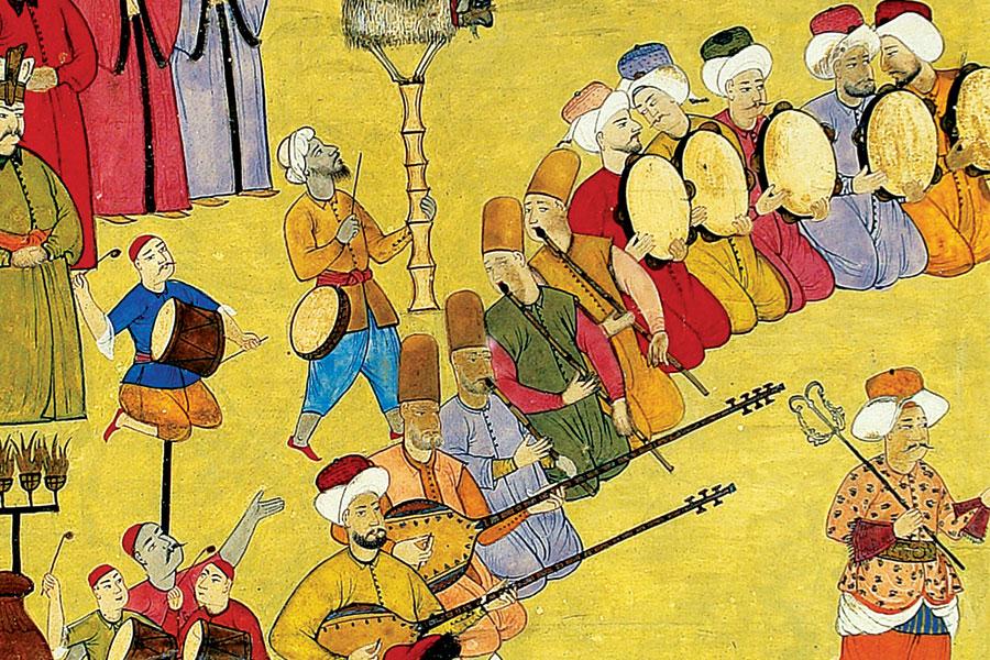 12 Madde İle Osmanlı'nın Batı Müziğiyle Sınavı Ecdadımız Vals Besteliyordu Klasik Batı Müziği, Türk Musiki Nota Perde Nedir
