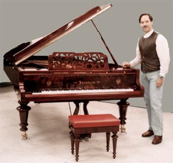 PİYANO NASIL SES VERIR SESİN OLUŞMASI VE ÖZELLİKLERİ Tarihi İlk Piyanolar. Piyanonun Gelişimi Kuyruklu Piyano
