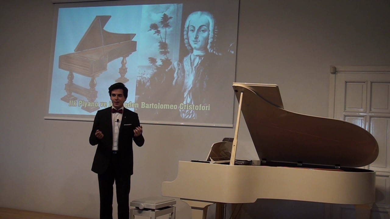 Piyano Dersleri Giriş Piano Önemli Bilgiler-Özellikleri Efektleri Söyleşi-Sohbet Piyanistlik Bilgi