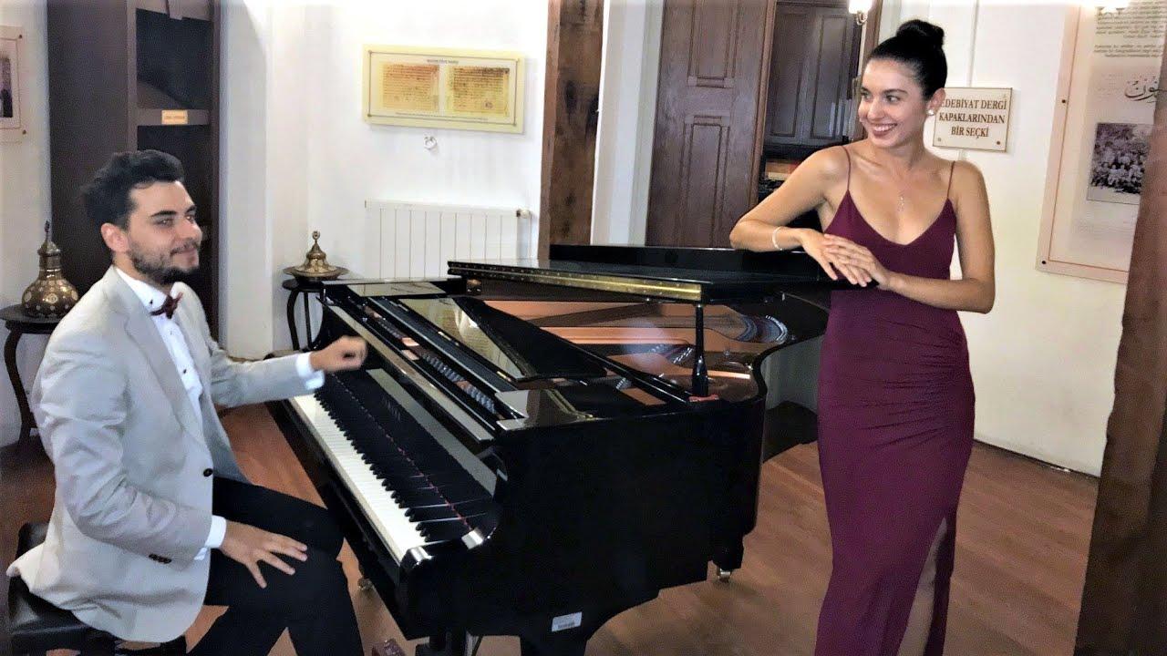 Soprano: NESLİHAN ABALIYeni Piyano Eseri Besteleri, Genç Besteci: GÜNEŞ YAKARTEPE, 2019 Son Amatör Genç Besteciler Piyano Eseri Şarkısı,
